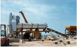 Asphalt Plant Machinery